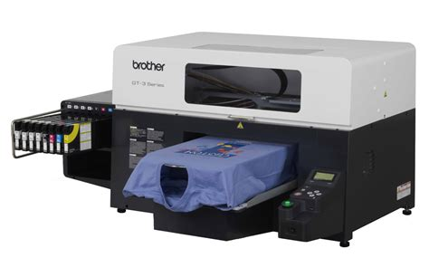 Printer Gt 3 Series gt 3 series allows buyers to upgrade as their business grows printwear promotion