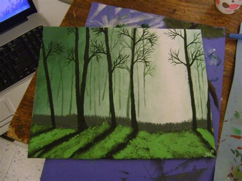 acrylic painting of trees acrylic paintings of trees www imgkid the image