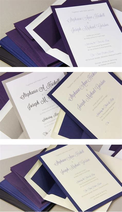 Best 25  Diy wedding invitations templates ideas on