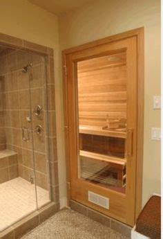 how to make a sauna in your bathroom how to build a home sauna how to diy network my