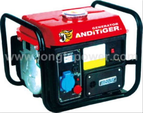 china tiger 950 small portable home use gasoline