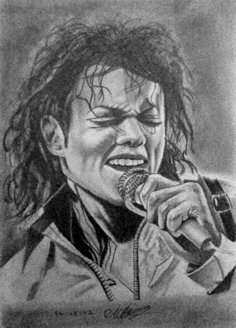 Mj 12d michael jackson drawing by owenjai12 on deviantart