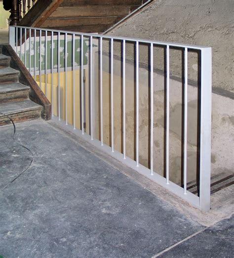 edelstahlgeländer treppe außen metall werk z 252 rich ag dachzinne und allgemeine
