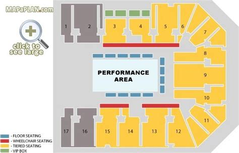 Nec Floor Plan by Disney On Ice Oracle Arena 2017 Seating Chart