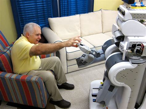technology for comfort my robot friend people find real comfort in artificial