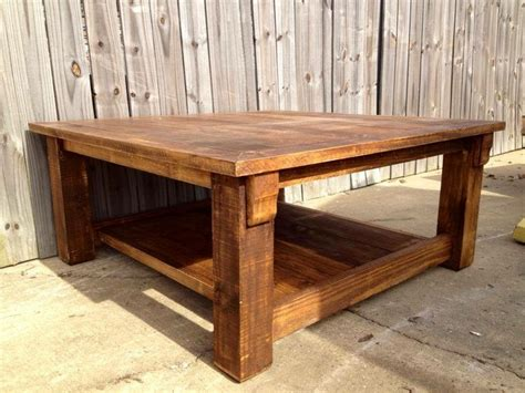 4x4 coffee table rustic 4x4 coffee table from arnauds furniture https www