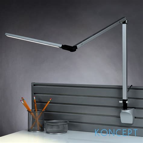 desk led light bar z bar slim led desk l koncept metropolitandecor