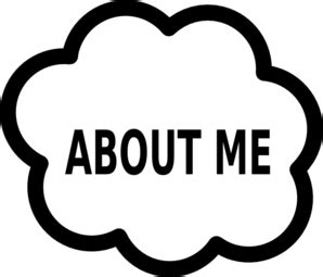 all about me clipart about me cloud clip at clker vector clip