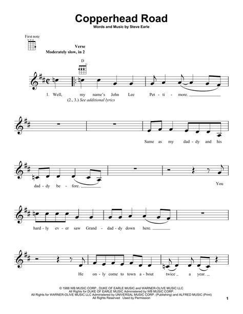 s day lyrics earle copperhead road by steve earle ukulele guitar instructor