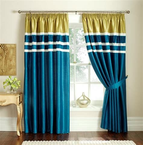 new pleated top border curtains faux silk fully lined pair of luxury faux silk panel curtains fully lined pencil