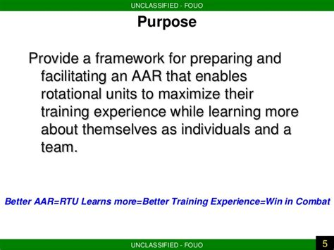 Mba Rotational Program Questions by The Facilitated Aar Version