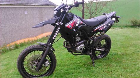 Yamaha Wr 125x yamaha wr125x 2010 wr 125 angus motorbikes scooters