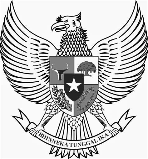 membuat logo hitam putih logo lambang garuda hitam putih bw cari logo