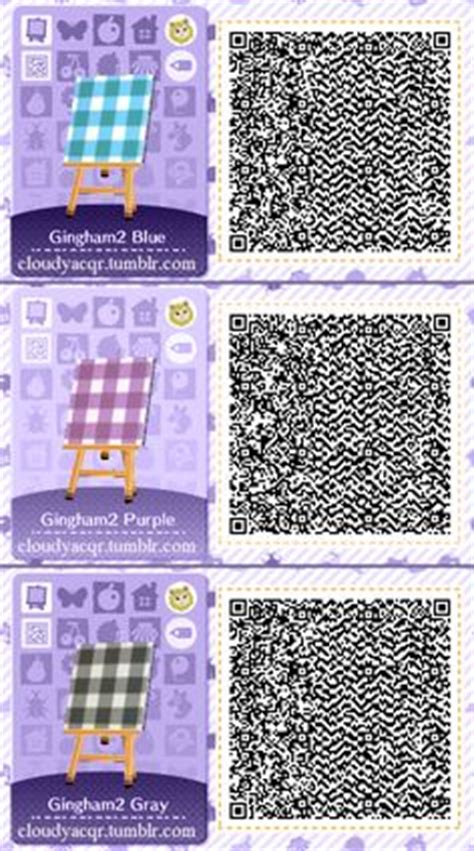 how to design walls in acnl picnic blanket animal crossing qr codes pinterest qr