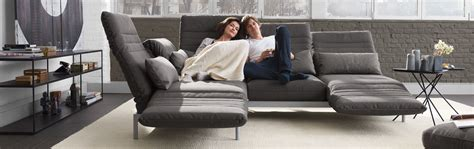 sofa rolf rolf plura funktionalit 228 t trifft design bei m 246 bel