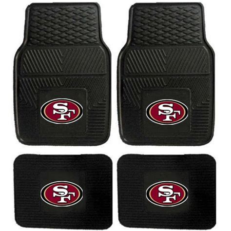 fishlander gt baits scents gt nfl san francisco 49ers car