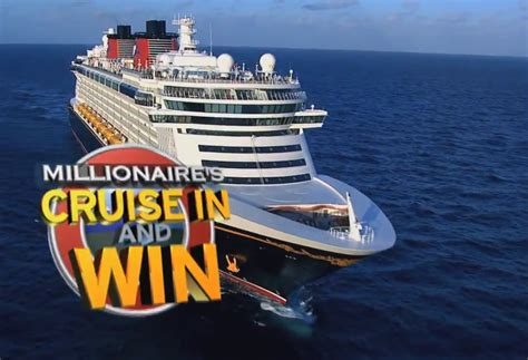 Tv Sweepstakes 2014 - sweepstakes the disney cruise line blog