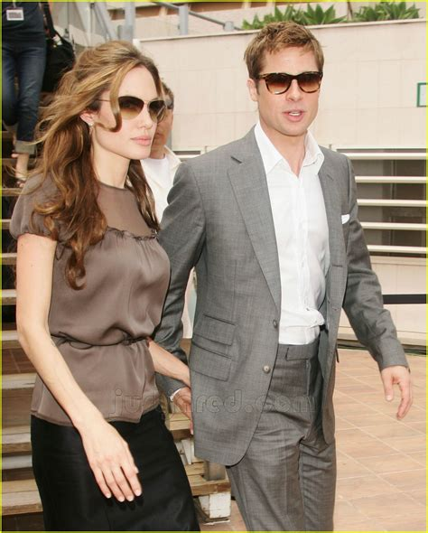 Cannes Festival Brad Pitt And Get Shady by Cannes Festival Tapis Robe De