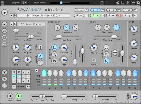 free drum pattern vst sonic charge microtonic drum percussion synth v3 2