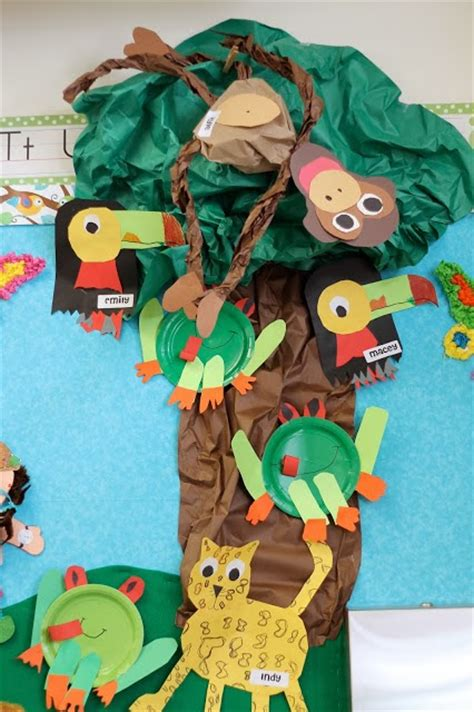 rainforest craft ideas for crafts actvities and worksheets for preschool toddler and