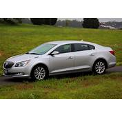Review 2015 Buick LaCrosse EAssist  The Truth About Cars