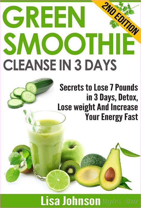 Lose 10 Pounds Fast Detox by Recipes For Smoothies To Lose Weight Stylesstar