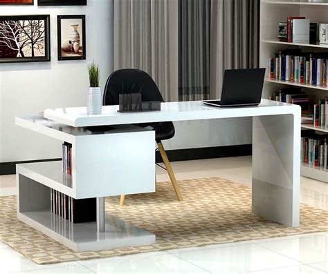 modern office desk inspirations  home workspace traba