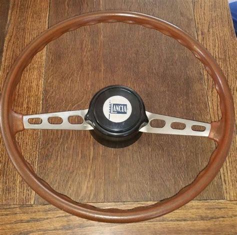 Lancia Steering Wheel Lancia Fulvia Coupe Zagato Lalancia