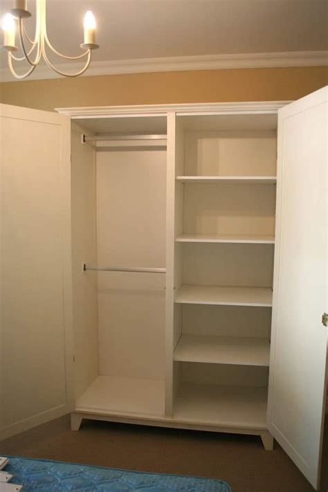 free standing wardrobe 1000 ideas about standing closet on closet