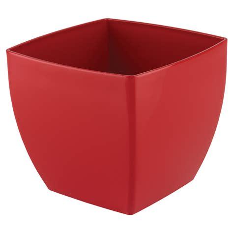 arte vasi arte vasi cache pot en plastique 171 siena 187 20cm