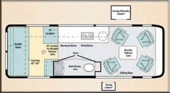 Conversion Van Floor Plans Home Ideas 187 Conversion Van Floor Plans