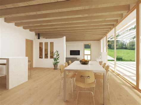 di casa casa in legno ecologica passiva a chiuppano carr 232