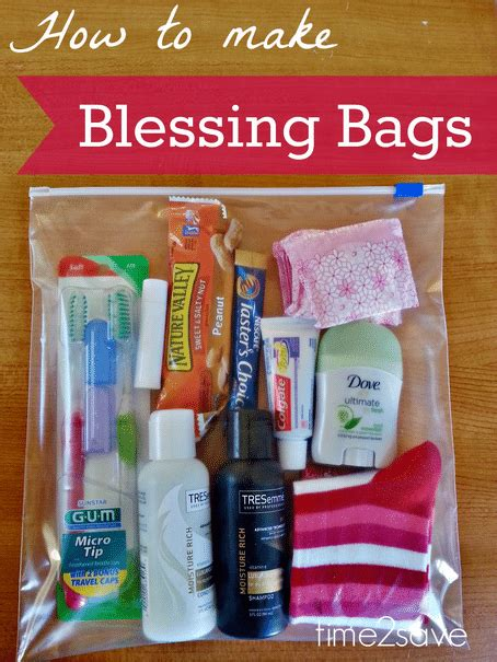 Charitable Idea Garners Baby Bag by How To Make Blessing Bags Kasey Trenum