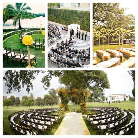 Wedding Ceremony Layout by