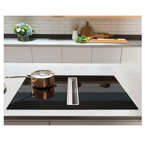 induction hob with downdraft extractor caple dd940bk induction downdraft cooker extractor appliance house