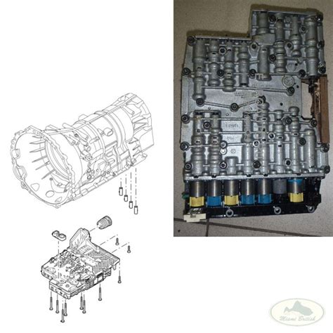 land rover transmission valve control module body assy lr3 range sport thc500012 oem miami land rover a t transmission control valve assy lr3 rr sport range thc500061 oem miami british