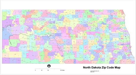 dakota zip code map dakota zip code maps free dakota zip code maps