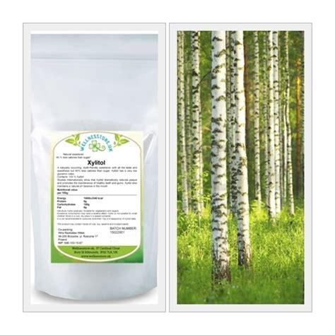 Detox Xylitol by Birch Tree Xylitol Alternatives Sugar Xylitol