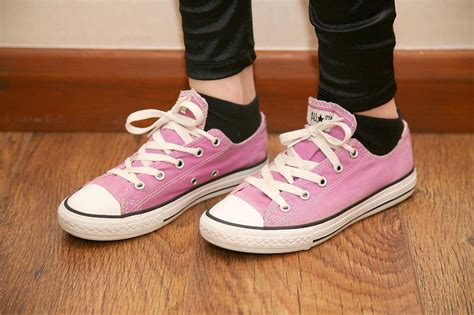 converse shoes size 1 converse shoes lilac purple size 2 1 2 ebay
