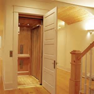 Homes With Elevators Home Elevator Ideas Other Metro By All Ways Accessible Inc