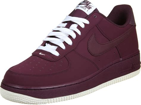 Nike Air One Shoes For nike air 1 shoes maroon white