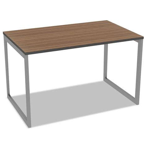 60 x 30 desk optum modern walnut 60x30 desk eurway furniture