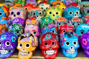 Mexican Halloween Decorations Dia De Los Muertos Opening Party Reception Breckcreate