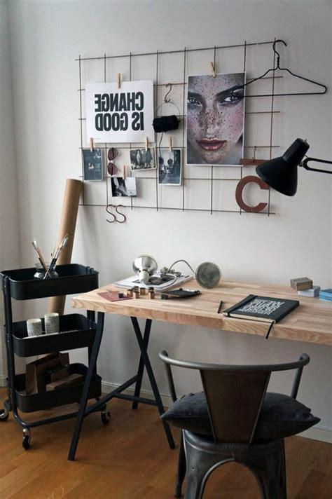 le de bureau style industriel id 233 es de d 233 coration d un bureau style industriel archzine fr