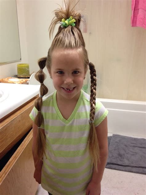 crazy hairstyles for boy age 9 261 best preschool themes dr seuss images on pinterest