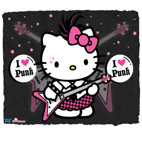 wallpaper hello kitty ipad hello kitty i love punk ipad wallpaper iphone fan site