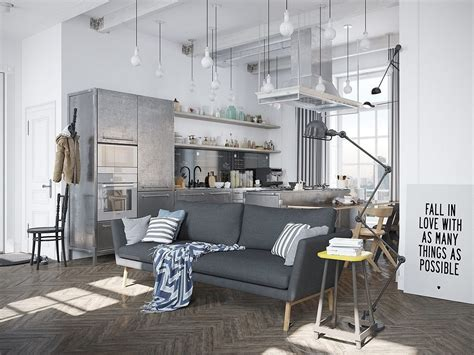 industrial interior design styles for your home