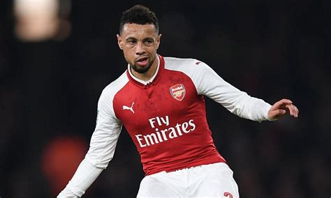 arsenal daily mail arsenal midfielder francis coquelin in talks with valencia