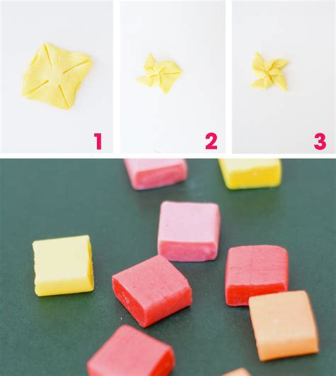 Origami Chocolate - origami pops a subtle revelry