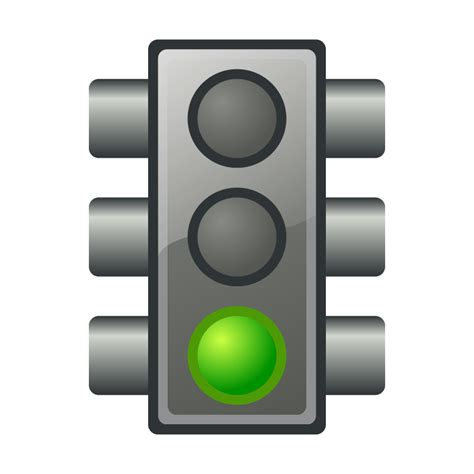 Stop Light L by Green Stop Light Cliparts Co